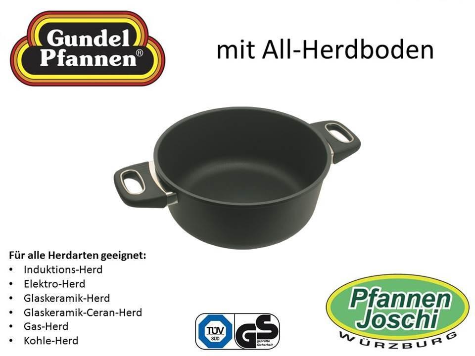 Original Gundel 24 cm Bratentopf