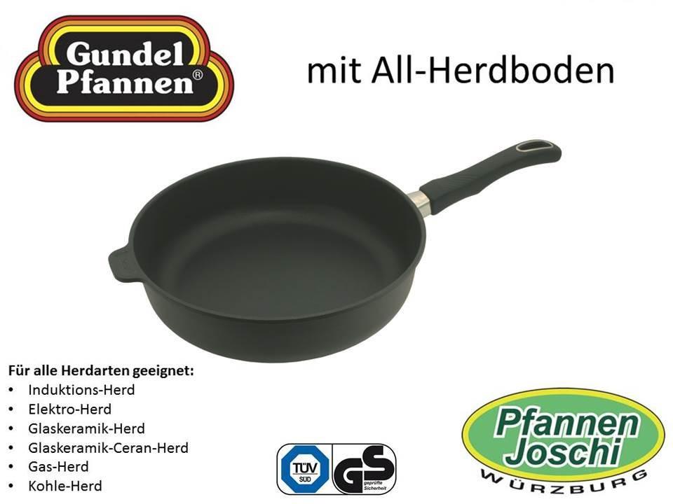 Original Gundel 28 cm Hochrandpfanne