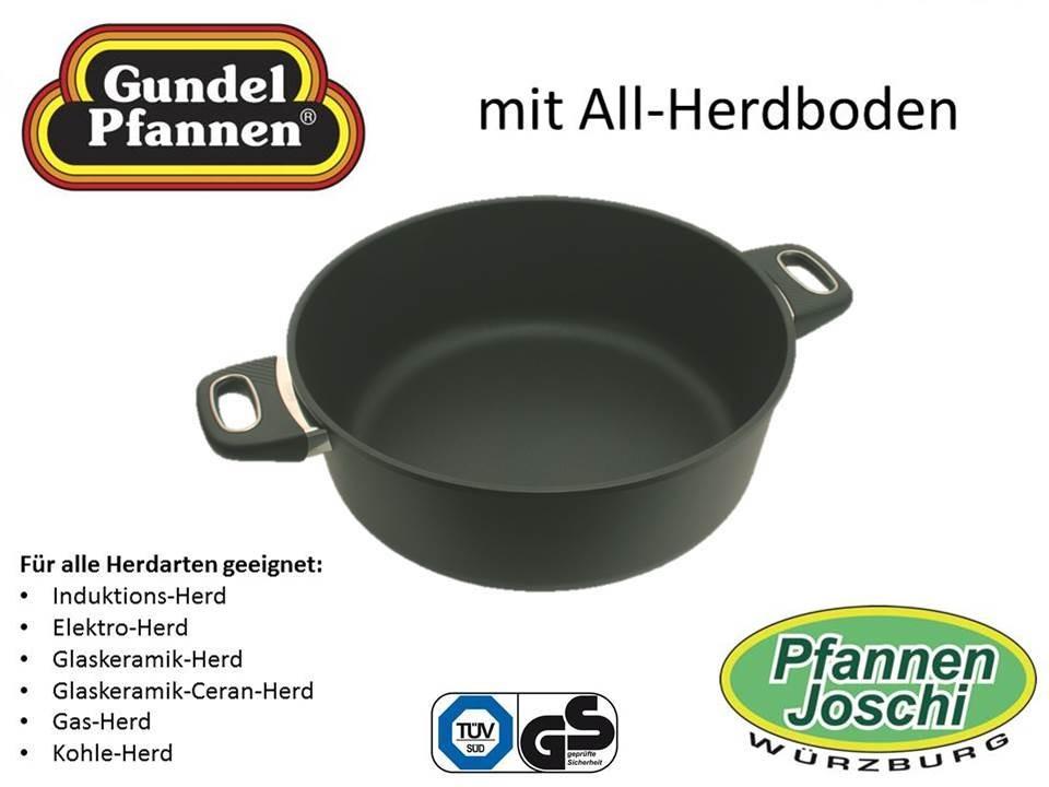 Original Gundel 32 cm Bratentopf
