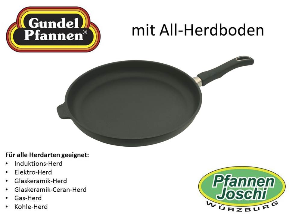 Original Gundel Pfanne 32 cm Durchmesser