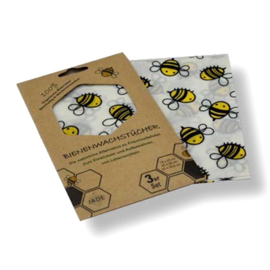 Bienenwachstücher S - M - L - oder 3er Set.