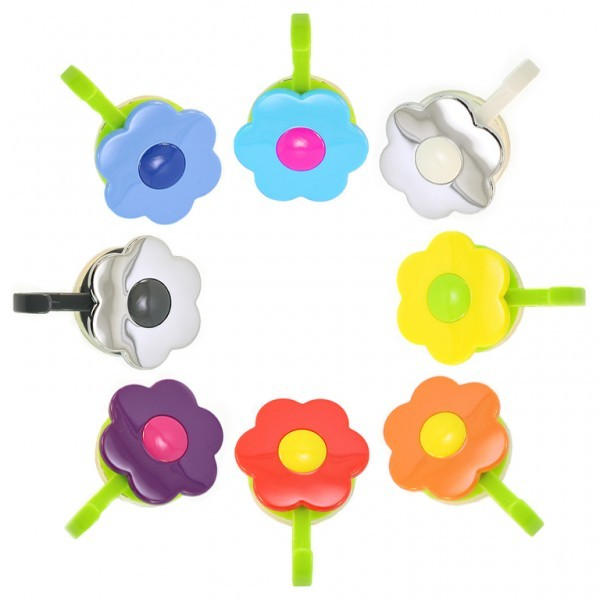 Flower-Power-Haken klein