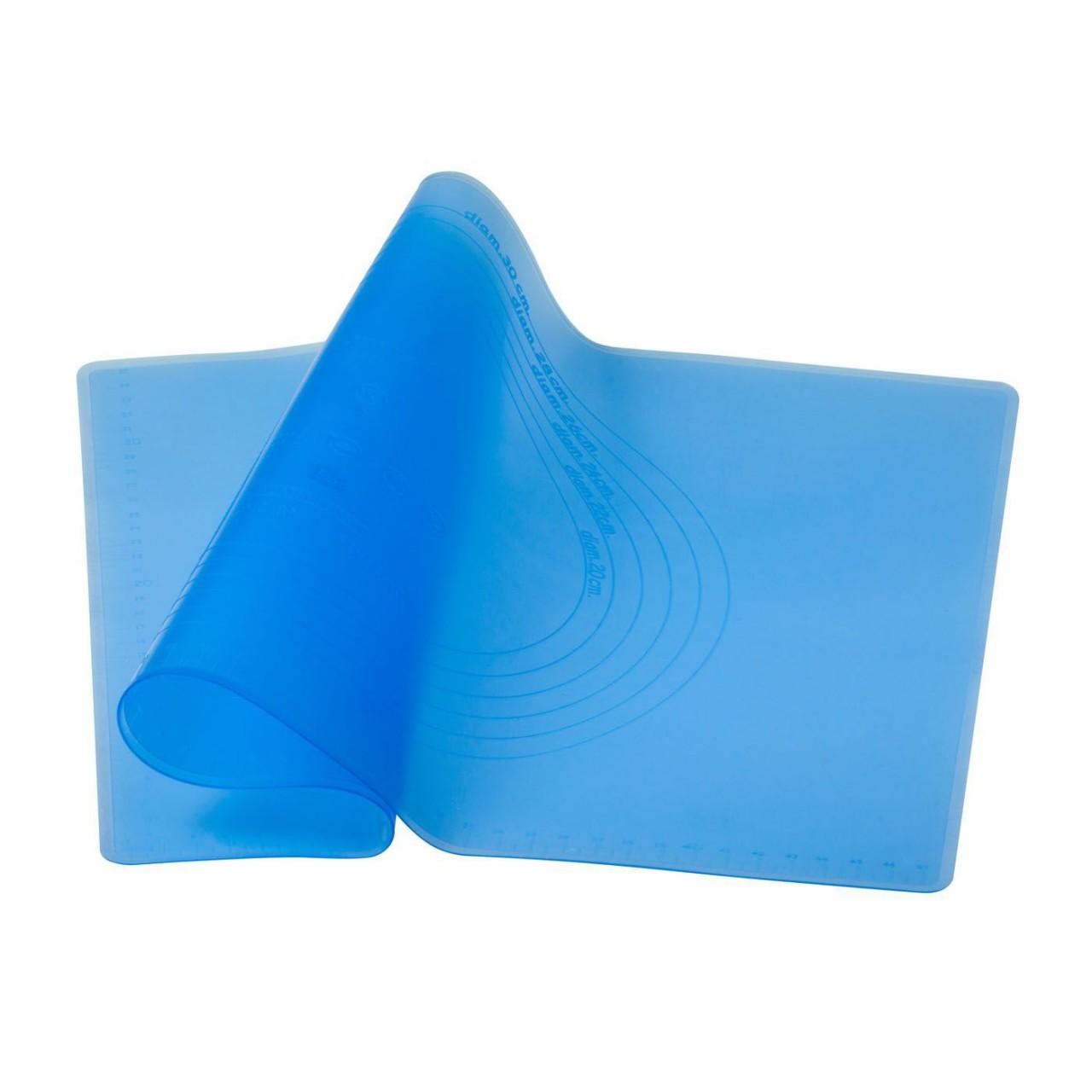 Silikon Backmatte Ausrollmatte groß