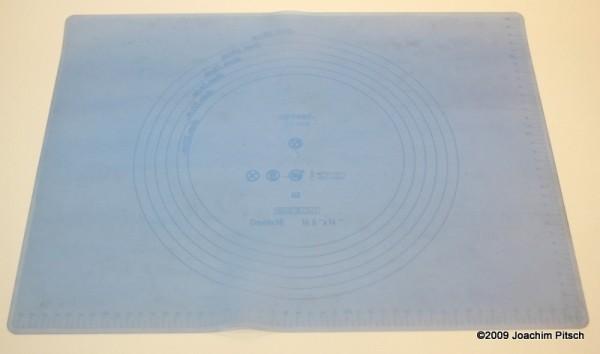 Silikon Backmatte Ausrollmatte 48 x 36 cm