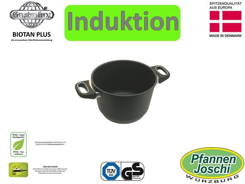 Kochtopf 20 cm Induktion Gastrolux NEU