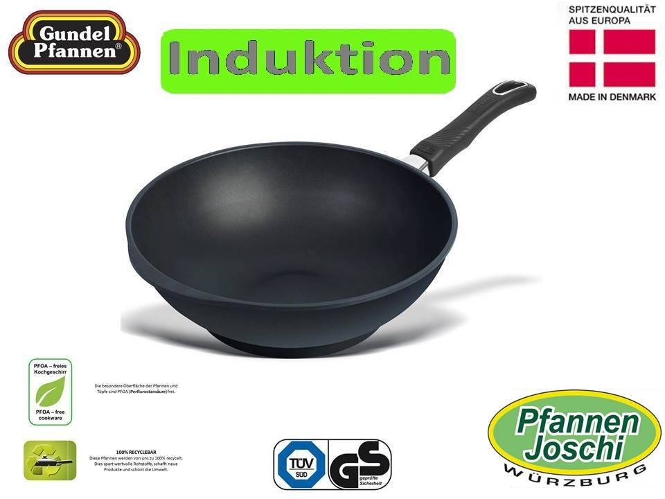 Original Gundel Wok 30cm Induktion