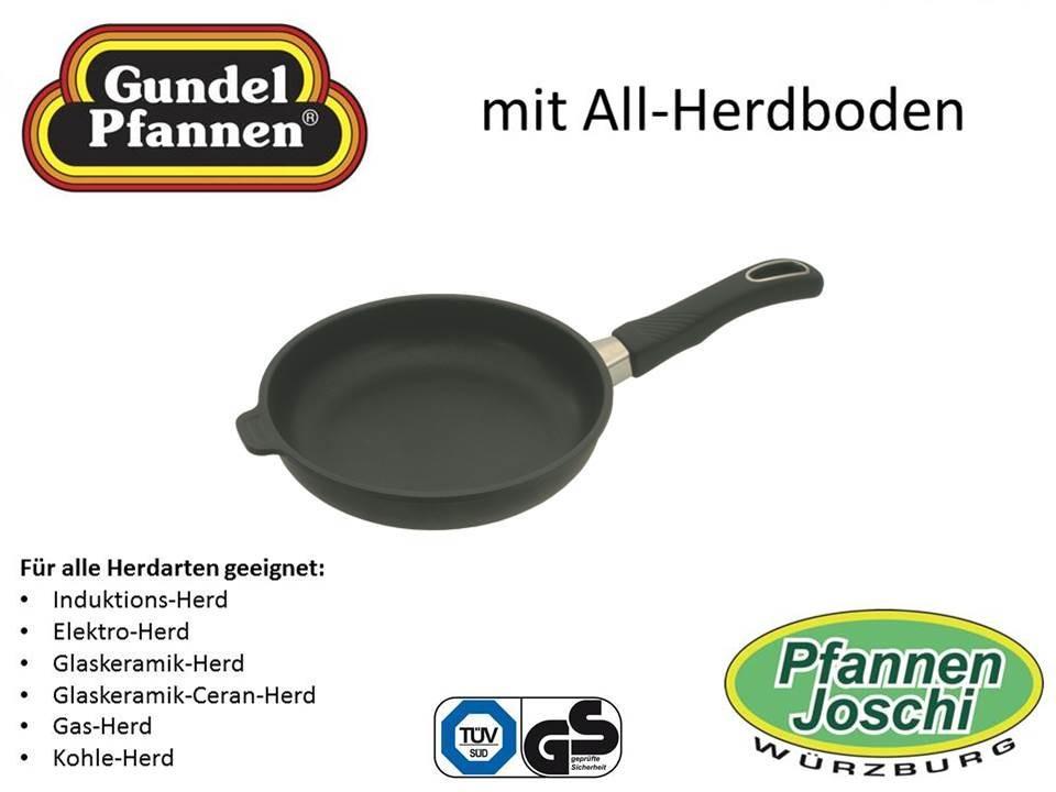 Original Gundel Pfanne 20 cm Durchmesser