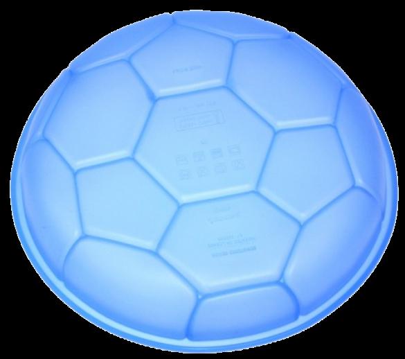 Silikonbackform Fußball (Fussball)