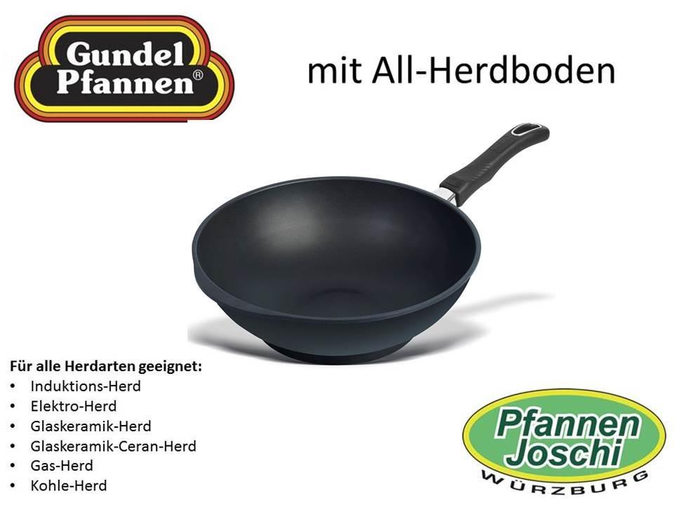 Original Gundel Wok 30cm