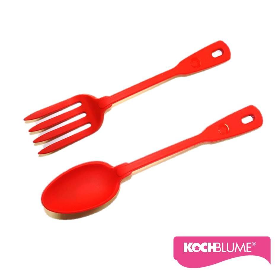 Küchenlöffel & Küchengabel Set