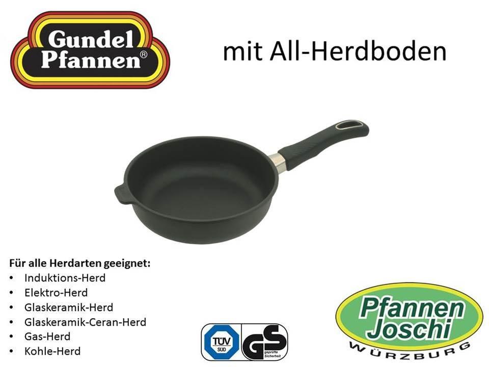 Original Gundel 20 cm Hochrandpfanne