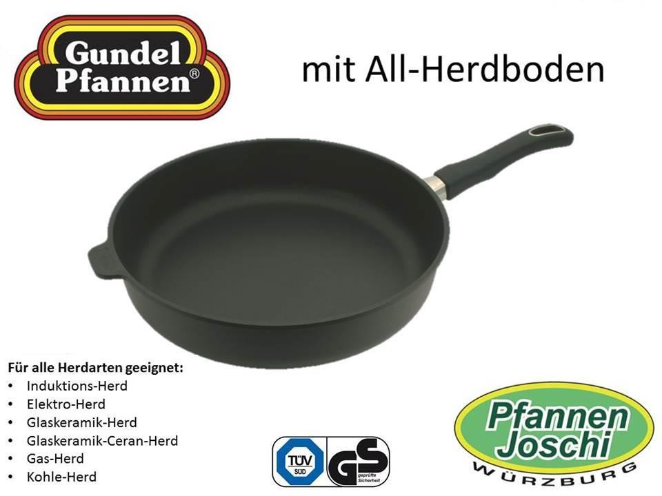 Original Gundel 32 cm Hochrandpfanne