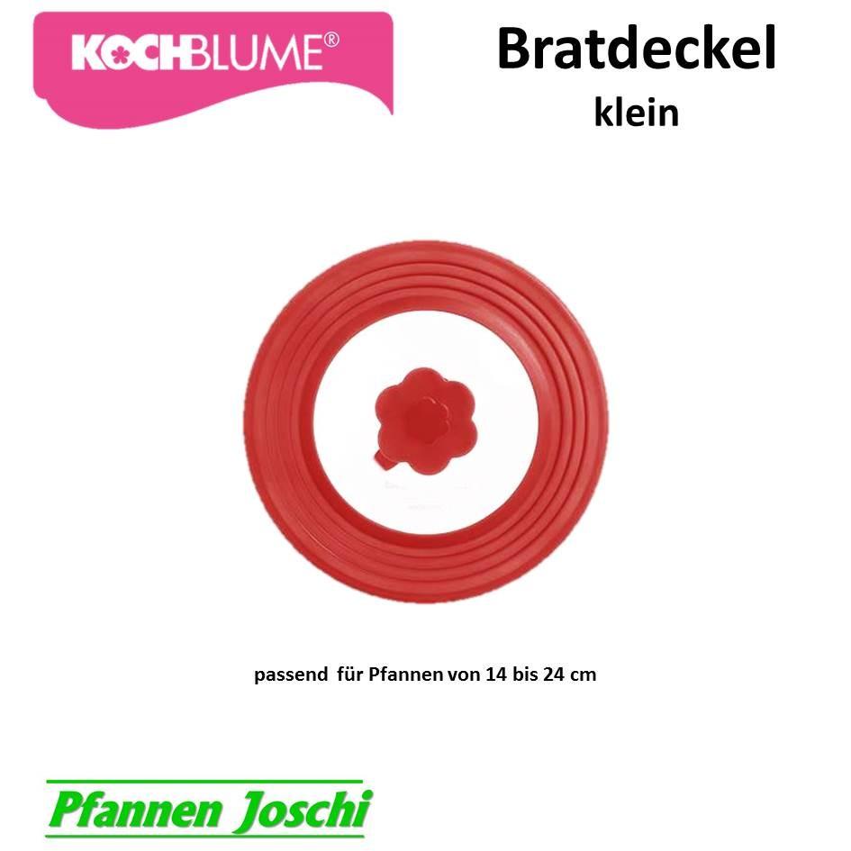 Kochblume Universal Bratdeckel klein 16 - 24 cm