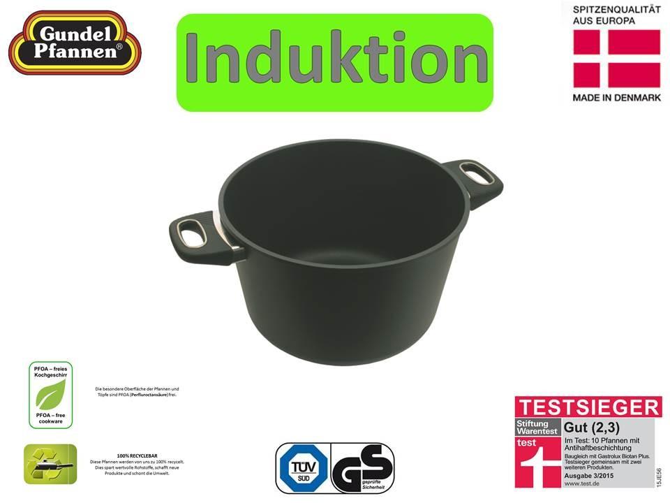 Original Gundel 28 cm Kochtopf Induktion