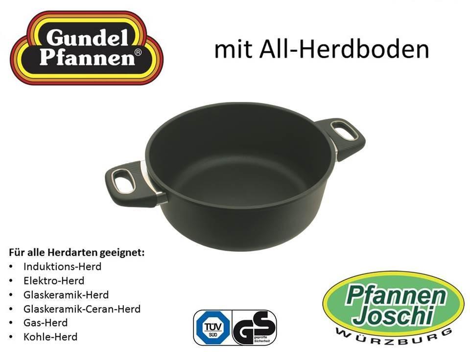 Original Gundel 26 cm Bratentopf