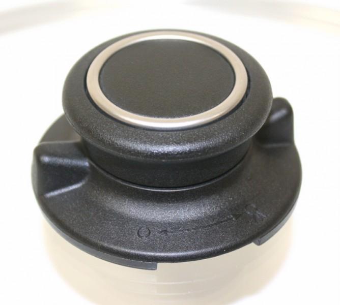 Original gundel glasdeckel rund 24 cm durchmesser for Pfannendeckel 30 cm